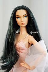OOAK LOOK ALIKE BERGDORF GOODMAN POPPY PARKER DOLL FOR ADOPTED (AlexNg & QuanaP) Tags: color fashion doll katy elise ooak infusion poppy jolie etsy royalty keene parker eugenia nyasha quanap aquatalis