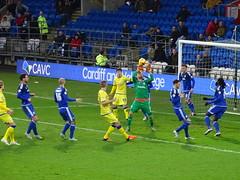 DSC03580 (joncandy) Tags: city wednesday photo football championship image stadium soccer sheffield cardiff picture bluebirds swfc ccfc