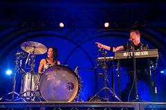 (kchantraine) Tags: canada festival concert britishcolumbia richmond snipe worldfestival mattandkim