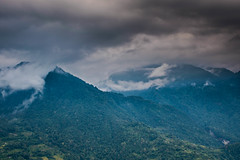 Cloud Puzzle (rahul_th) Tags: cloud mountains clouds sikkim northsikkim