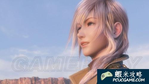 最終幻想13-2 (FF13-2) 關於雷霆劇情圖文感想