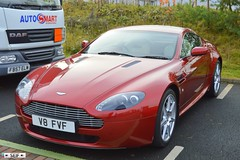 Aston Martin V8 Vantage Euro central 2015 (seifracing) Tags: rescue cars car scotland cops traffic martin britain euro transport central scottish security voiture vehicles vans british van aston spotting services recovery strathclyde db9 2015 seifracing