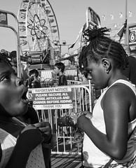 D7K_9111_ep_gs (Eric.Parker) Tags: cne 2015 canadian national exhibition fair fairgrounds bw rides ferris merrygoround carousel toronto fairground midway funfair