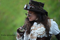 @ LUCCA COMICS & GAMES 2016 (fabiogis50) Tags: luccacomicsgames2016 cosplay cosplayer girl portrait steampunk