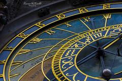Astronomy Clock ( Prague) (Enrico Tosello) Tags: praga praha prague colors details enrico tosello enricotosellophotography clock hours trip nikon nikond7200 nikonphotography enhanced zodiac czech republic