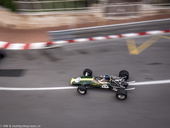 2016 Monaco GP Historique: Lotus 49 (8w6thgear) Tags: 2016 monaco grandprix historique monacogphistorique lotus cosworth 49 formula1 f1 portiers