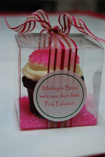 4-Party Favors at polkatots CupCakes