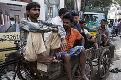 Delhi, India (Ann Kruetzkamp) Tags: india rajasthan intrepid travel tours cycling bicycling new delhi mosque hindu photojournalism photo photography people men women sari scarf textiles fabric color chai alley cart vegetable market fruit stand store stall dawali 2016 chandnichowk chandni chowk