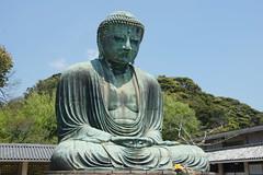 jap.2255 (Peter Hessel) Tags: 1a amida amitabha buddha buddhist buddhisttemple daibutsu geo:lat=3531673702 geo:lon=13953562498 geotagged hase japan jpn kamakura kanagawaken kotokuin statue thegreatbuddhaofkamakura temple