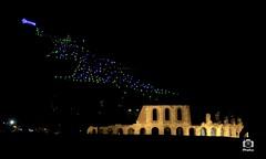 Gubbio - Albero di Natale più grande al mondo (Rizzi Andrea) Tags: gubbio umbria italia italy night lights tree christmas anfiteatro canon canon6d tamron photography photo star winter tourism flickr