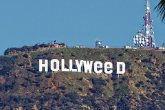 Happy New Year from Hollyweed (Photon_chaser) Tags: hollyweed hoolywood hollywoed