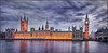 Houses of of Parliament (rogermccallum) Tags: river thames london westminster parliament bridge longexposure