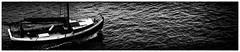 Standing proud (Nigel Hannant) Tags: bnw bw blackandwhite boat sea sail perspective noir