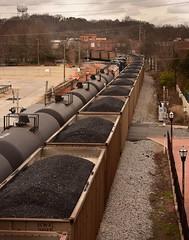 Energy in Motion (tvdflickr) Tags: marietta georgia mariettageorgia usa train rail railroad coal gas petroleum freight cargo