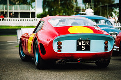 Graham Hill - 1963 Ferrari 250 GTO Continuation at the 2016 Goodwood Revival (Photo 4) (Dave Adams Automotive Images) Tags: 2016 9thto11th autosport car cars circuit daai daveadams daveadamsautomotiveimages grrc glover goodwood goodwoodrevival hscc historicsportscarclub iamnikon lavant motorrace motorracing motorsport nikkor nikon period racing revival september sussex track vscc vintage vintagesportscarclub davedaaicouk wwwdaaicouk grahamhill 1963ferrari250gtocontinuation 1963 ferrari 250 gto continuation