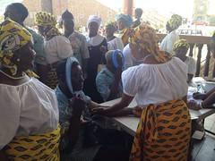 Bamenda, Cameroon (International Diabetes Federation) Tags: diabetes cameroon worlddiabetesday awareness bamenda