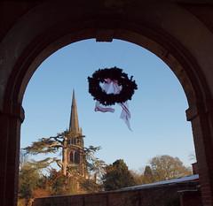 2016_12_0629 (petermit2) Tags: chapelofstmarythevirgin stmarythevirgin saintmary church chapel clumberpark clumber sherwoodforest sherwood nottinghamshire nationaltrust nt christmas