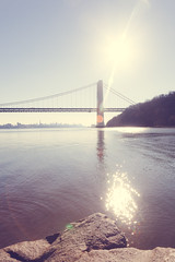 George Washington Bridge (Erin Cadigan Photography) Tags: gwb george washington bridge fort lee historic park architecture fortlee newjersey unitedstates