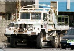 l621-7566 (milinme.myjpo) Tags: unifil norbatt m621 cargo truck lebanesecivildefense lebanon liban libano