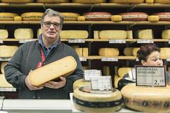 Nijmegen, Lange Hezelstraat (Jan Sluijter) Tags: nijmegen gelderland nederland holland visitholland city cityscape langehezelstraat winkels retail kaas queso cheese fromage käse kaasboer