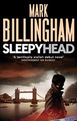 "BOOK 13 (Owlet2007) Tags: sleepyhead ""mark billingham"" ""tom thorne"" novel detective murder hospital doctor deliberate stroke nightmare ""25 book challenge"""