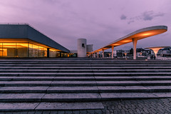 Darmstadt state theatre... (Benny aka WortLichtMaler) Tags: 14mm samyang rokinon walimex ultrawide wide full frame