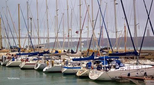Belem Marina Lisbon