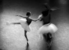 when they dance... (k.kdima) Tags: blackandwhite ballet white black berlin dance nikon performace balet balett 2015 balerina staatsballet