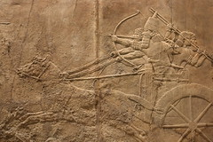 the royal lion hunt (wilcopi) Tags: britishmuseum nineveh mesopotamia assyrian