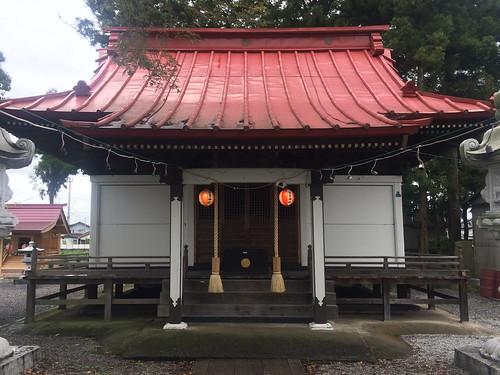 雀宮神社 in 宇都宮市, 栃木県