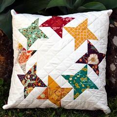 Entry #1 - Swap #11 HST (XFactorAdmin) Tags: modern triangle pillow swap half cushion hst sqaure xfactor