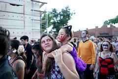 Zombie Walk Sacramento (jcomer82) Tags: sacramento zombiewalk warehouseartistlofts