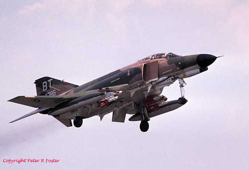 McDonnell F-4E Phantom II 68-0386 BT 36thTFW 25-06-74