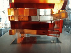 zaha hadid (Alexey Tyudelekov) Tags: building architecture square model petersburg exhibition hermitage zaha hadid zahahadid