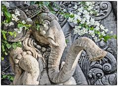Jai Ganesha (Ramalakshmi Rajan) Tags: sculpture india nikon kerala pillayar bekal keralatourism nikkor35mm nikond5000 tajvivanta ramalakshmirajan