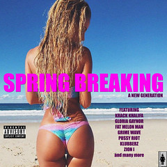 Spring Breaking (Burning Girl Records) Tags: movie teens drugs soundtrack gloriagaynor vanessahudgens ashleybenson springbreakers selenagomez prettylittleliars pussyriot