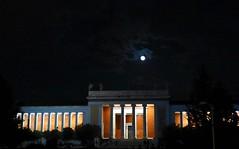 Greece is... (sifis) Tags: city moon museum lumix athens greece athina lx7 sakalak