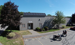 Pika Energy headquarters in Westbrook, Maine
