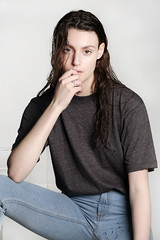 Look Book Photography (Jigsaw-Photography-UK) Tags: wet studio model ring jeans commercial product lookbook