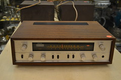 """CLARICON 36-380 AM/FM MULTIPLEX STEREO RECEIVER. • <a style=""""font-size:0.8em;"""" href=""""http://www.flickr.com/photos/51721355@N02/21856100598/"""" target=""""_blank"""">View on Flickr</a>"""
