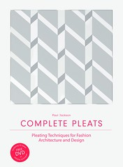 Complete Pleats - Book Cover (all things paper) Tags: paperfolding pleats pauljackson pleating completepleats