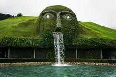 Kristalwelten (JTork) Tags: museum austria waterfall shine sony swarovski alpha innsbruck kristal wattens nex musea welten kristalwelten diamants a6000