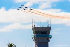 Blue Angels at Miramar 2015 (Bob Worthington Photography) Tags: jet airshow blueangels fa18 miramarairshow2015