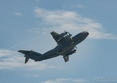A400M (robertopastor) Tags: españa nikon es aviones d800 aviación cámaras sanjavier santiagodelaribera a400m regióndemurcia robertopastor tamron150600 30aniversariopatrullaáguila