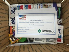 """Sponsored Packing Event with Florida Pennisula Ins. • <a style=""""font-size:0.8em;"""" href=""""http://www.flickr.com/photos/58294716@N02/22334709469/"""" target=""""_blank"""">View on Flickr</a>"""