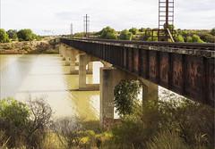 Railway bridge, Menindee (Photoma*) Tags: railway menindee
