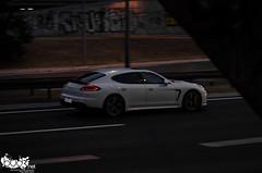 Porsche Panamera GTS Mk2. (Stefan Sobot) Tags: white black car race grey nikon serbia fast exotic german porsche mk2 belgrade luxury rare beograd supercar gts srbija techart hamma 970 panamera d7000