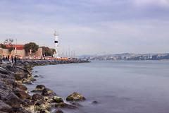 Ahrkap (Tevfik Teo) Tags: lighthouse long exposure istanbul deniz denizfeneri feneri uzun pozlama ahirkapi ahrkap