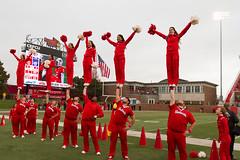 Homecoming_Redbird_Football_2015_108 (Illinois State University) Tags: football illinois athletics homecoming reggie redbird 2015 illinoisstateuniversity illinoisstate ilstu illinoisstateproud backthebirds