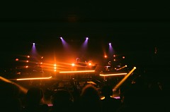 Duke Dumont/ Blas Boys Club (jonnykam) Tags: music philadelphia 35mm lights concert lomo lomography energy backdrop staging tla musicvenue filmisnotdead theatreoflivingarts dukedumont lcwide blasboysclub
